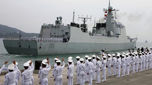 Resultado de imagen para ARMADA DE CHINA