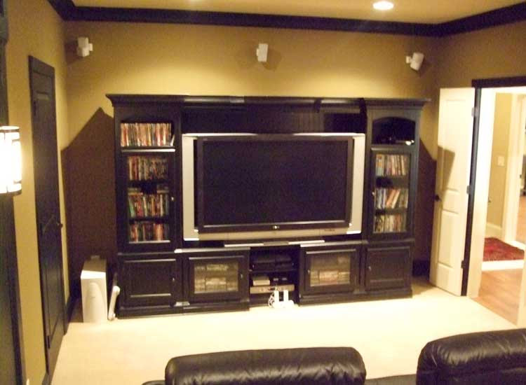 Atlanta Basement Finishing Ideas - Home Improvement Gallery