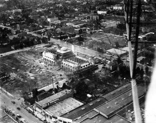 Examiner Building Under Construction