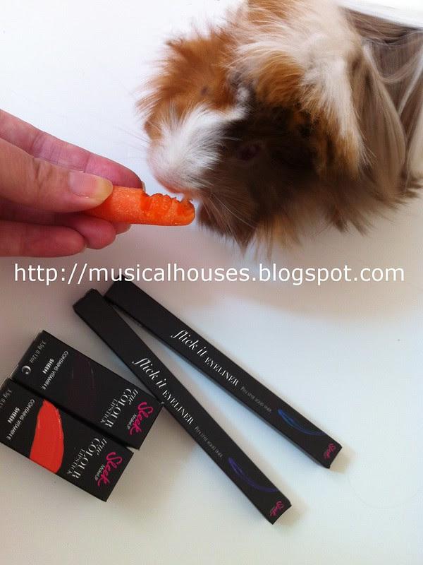sleek lipsticks eyeliners abw