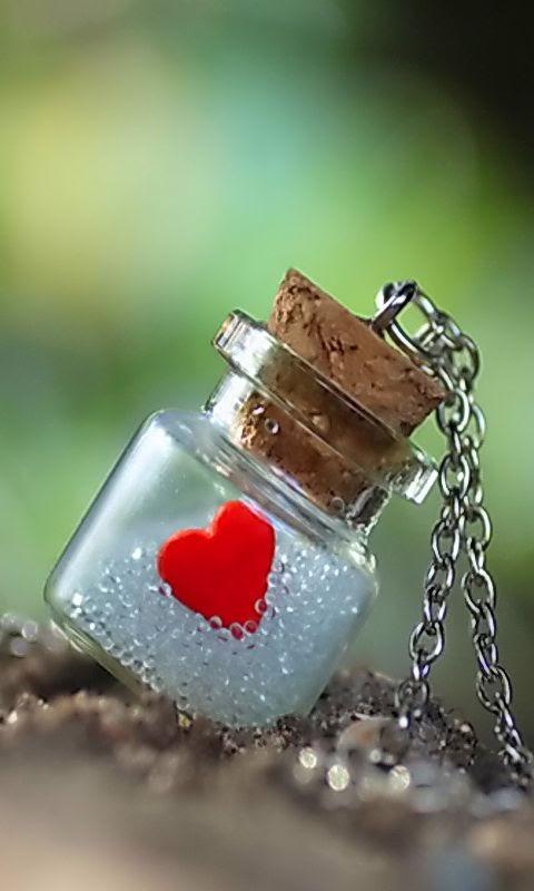 Haja coração...