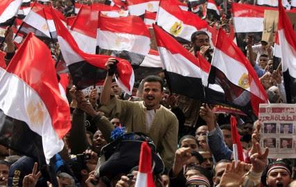Place Tahrir, AFP