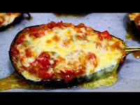 Fırında Kaşarlı Patlıcan Tarifi - Kolay Doğal Yemek Tarifleri