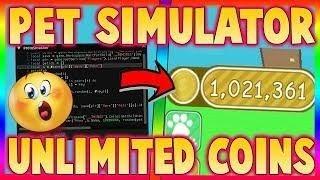 Roblox Pet Simulator Fly Hack | Free Robux 50k