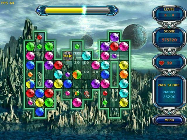 Diamond Lines Free PC Game Screenshot