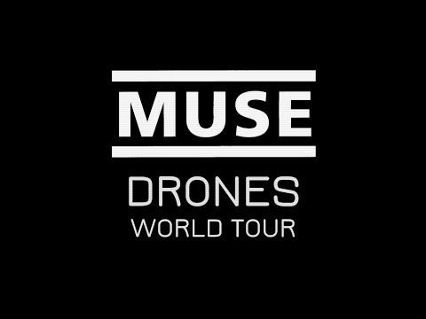Tráiler del 'Drones World Tour' de Muse