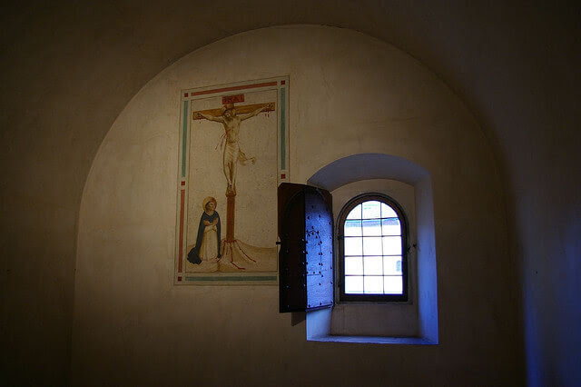 San Marco frescoes