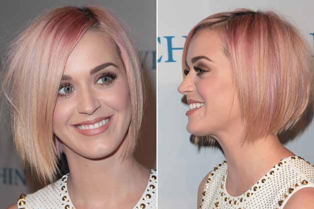 Katy Perrys Neue Frisur Schnipp Schnapp Haare Ab