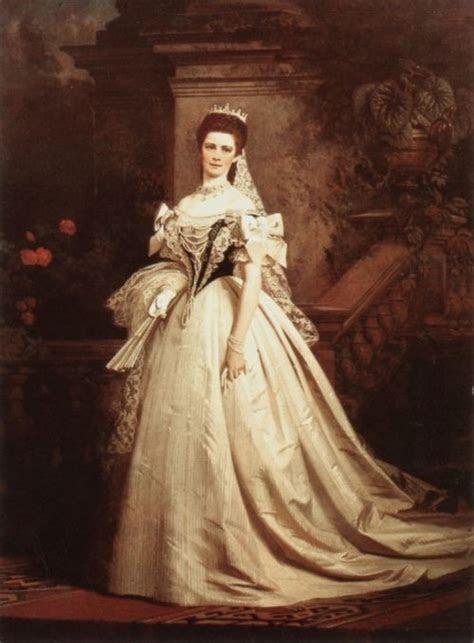 Empress Elizabeth of Austria by Sándor von Wagner, 1867