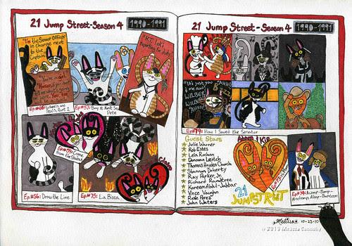 21 Jump Street, Season 4 (October 23, 2010)