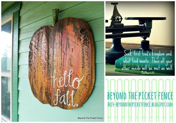 last week on Beyond the Picket Fence