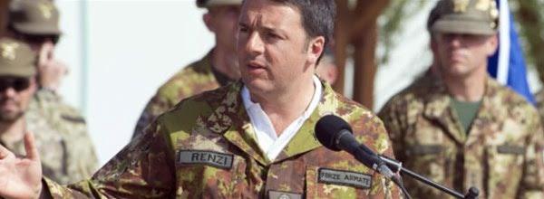 L'ipocrisia di Renzi che non ammette la realtà della guerra del terrorismo islamico