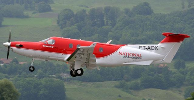 National Airways' air ambulance service