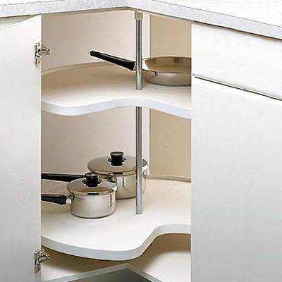 Award Kitchen Refacers - We can install a lower Lazy Susan ...