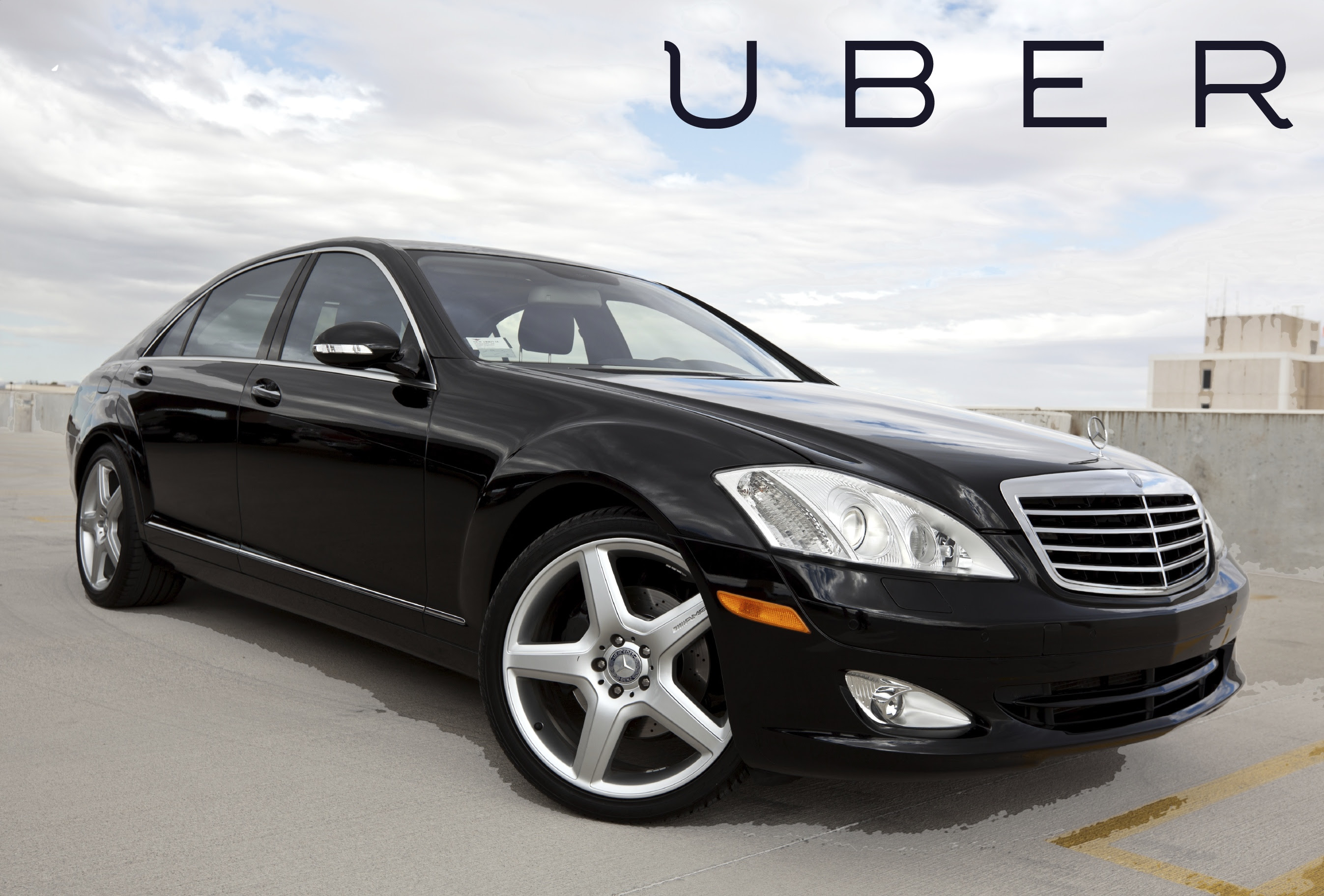 driving for uber black car