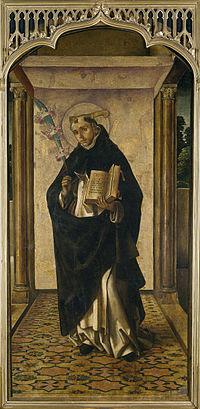 Peter of Verona (san Pedro Martyr). {{mk|Св.