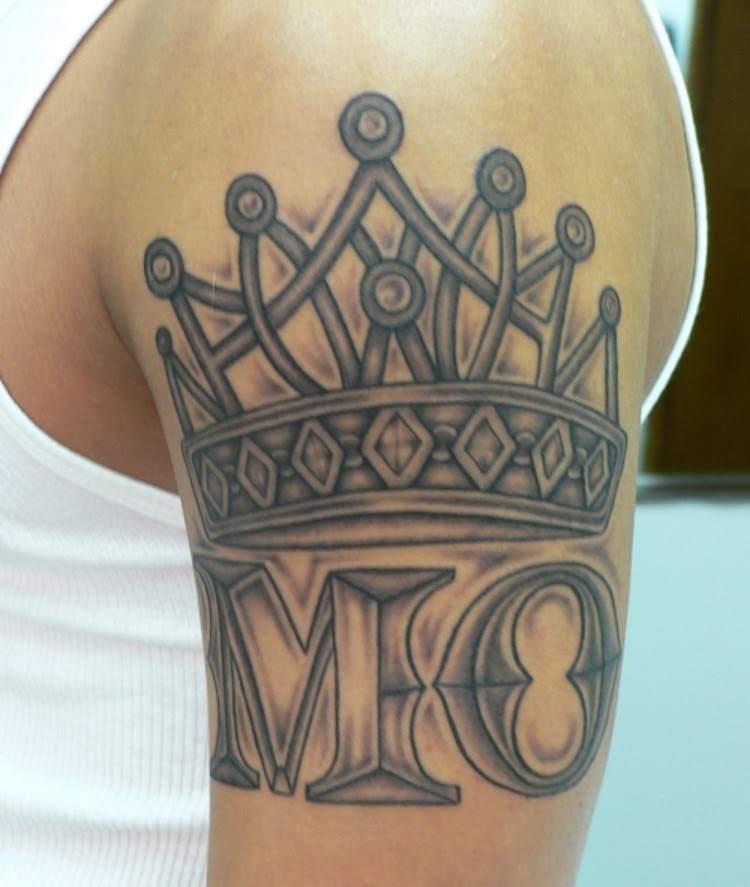 Crown Tattoo On Hand Mo Tattoomagz