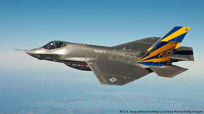 US F-35 Militärflugzeug 2011
