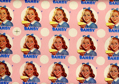 Bamby Bread End Labels