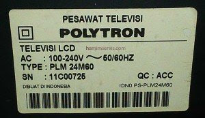model-polytron-plm24m60