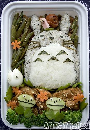 Рисовый Тоторо. Фото