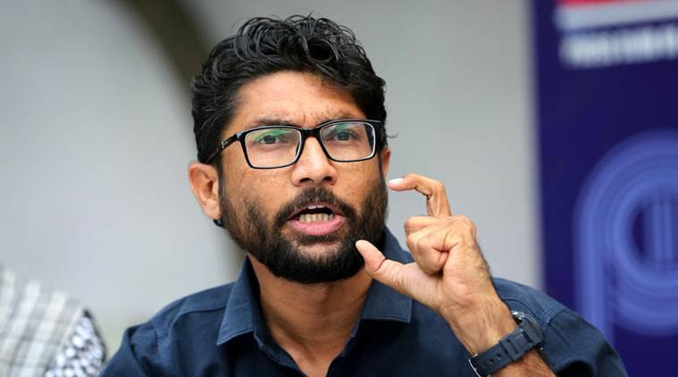 Jignesh Mevani fears for safety after Whatsapp chat of senior cops goes viral