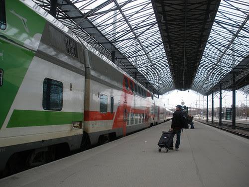 On the way to Imatra
