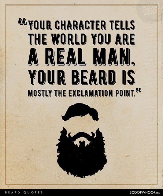 50 Epic Beard Quotes Every Bearded Guy Will Love
