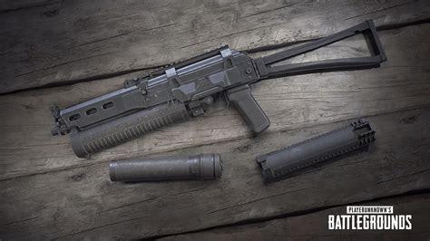 senjata  pubg pp  bizon  smg   solo