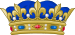 Crown of a Royal Prince of the Blood of France.svg