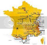 TOUR DE FRANCIA 2009 (ETAPAS 1 a 6)