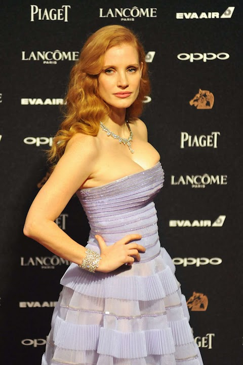 Jessica Chastain Sexy Hot Photos/Pics | #1 (18+) Galleries