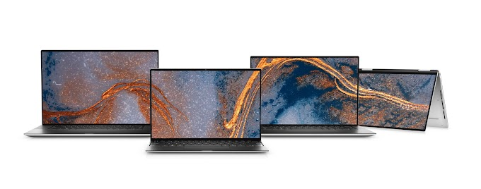 Dell introduces redesigned XPS 15 and XPS 17