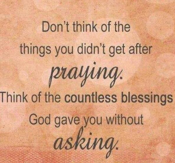 Quotes About God Blessing Me 44 Quotes