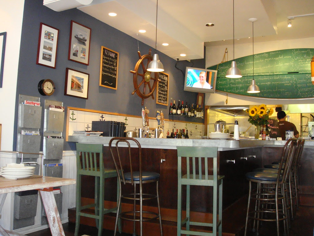 Waypoint Pizza Interior