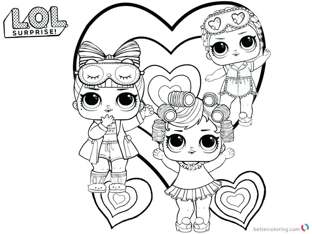 43 Coloring Pages Printable Lol Pictures
