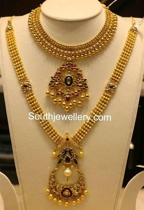 59 Latest Gold Jewellery Necklace Designs, The Latest