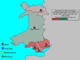 Forecast for Wales (Regions)