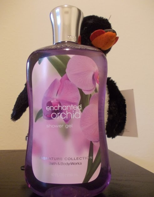 Being Belleza Bath And Body Works Enchanted Orchid Shower Gel Review