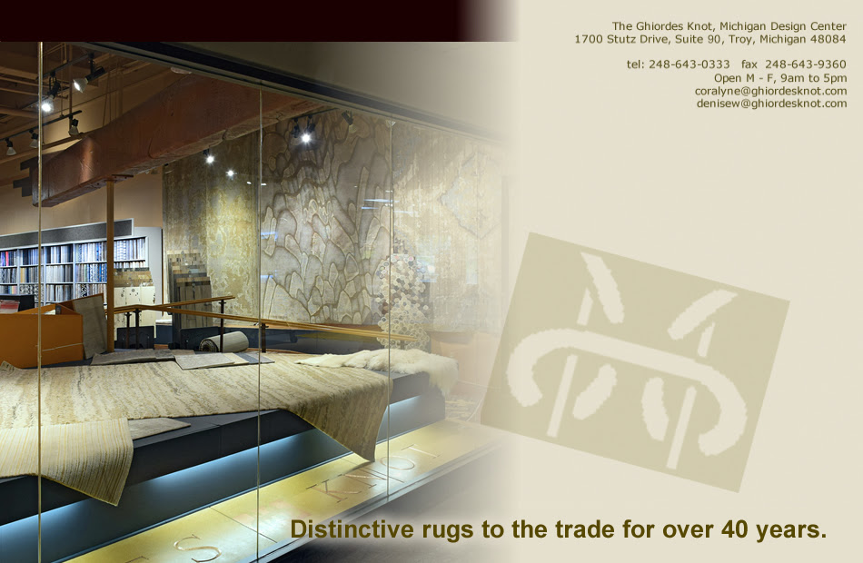 Ghiordes Knot Designer Custom Rugs Flooring To The Trade
