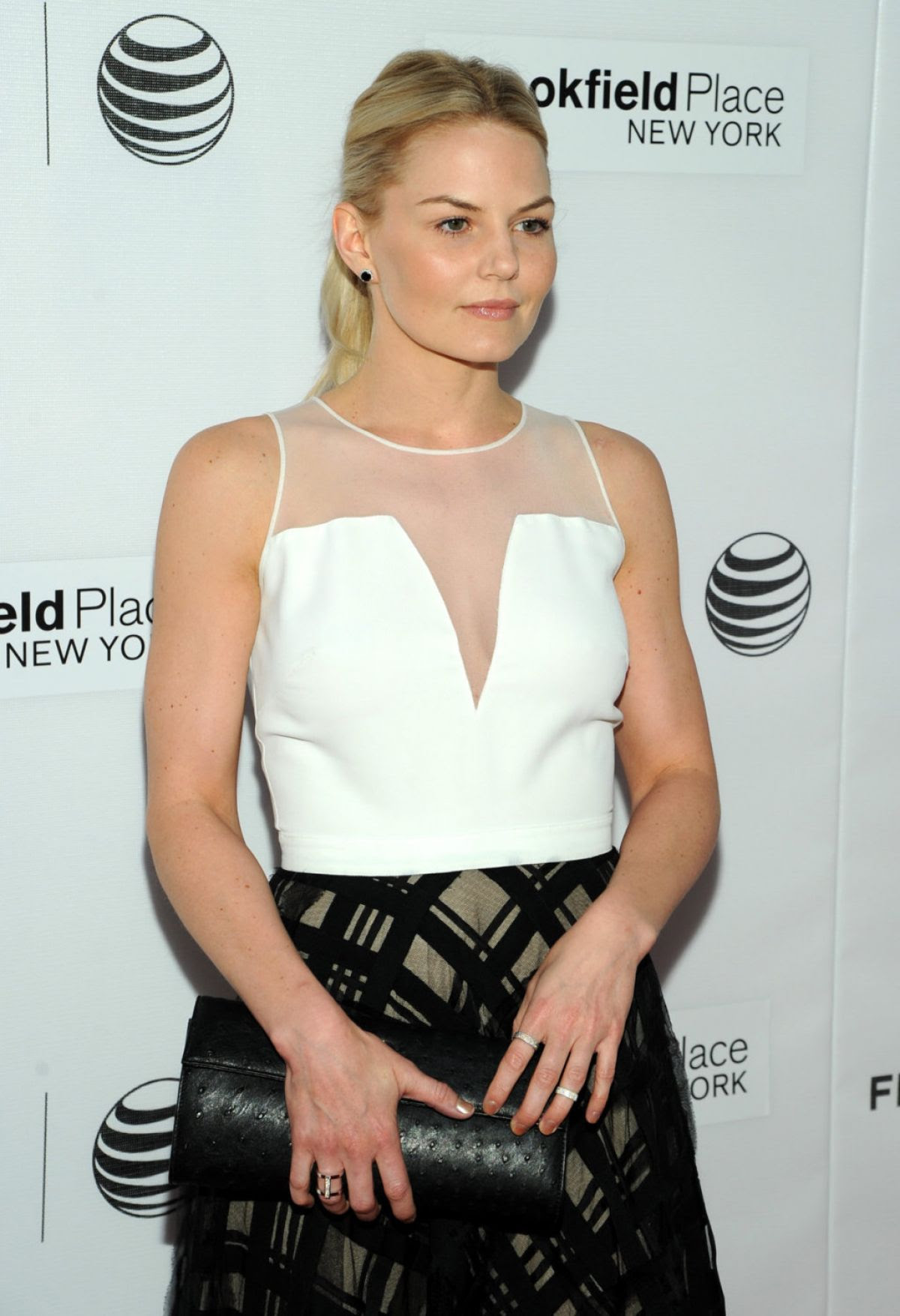 JENNIFER MORRISON at Dirty Weekend Premiere in New York