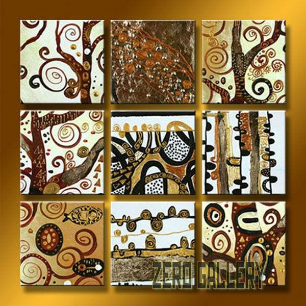 Cheap Group Oil Painting - Best Beauty Islamic Pop Art Group Oil