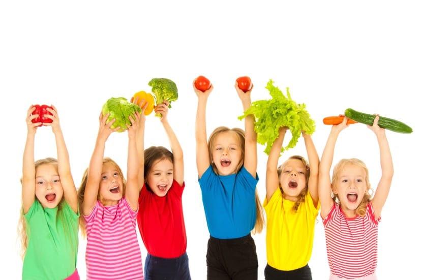 nenes comida saludable
