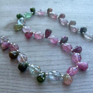 upscale tourmaline necklace