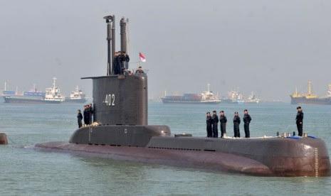 Ternyata, Indonesia Cuma Punya 2 Kapal Selam
