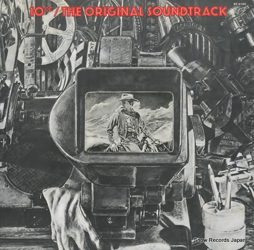 10CC original soundtrack, the