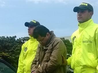 La Interpol en coordinación con autoridades Españolas, capturaron a Carlos Alexander Rodríguez Linares.