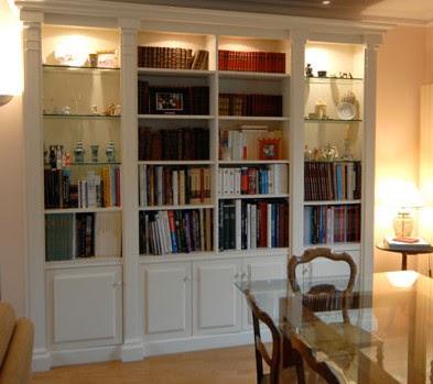 Libreria Classica Soggiorno.Mobili Su Misura Arredamenti Su Misura Di Qualita Mobili