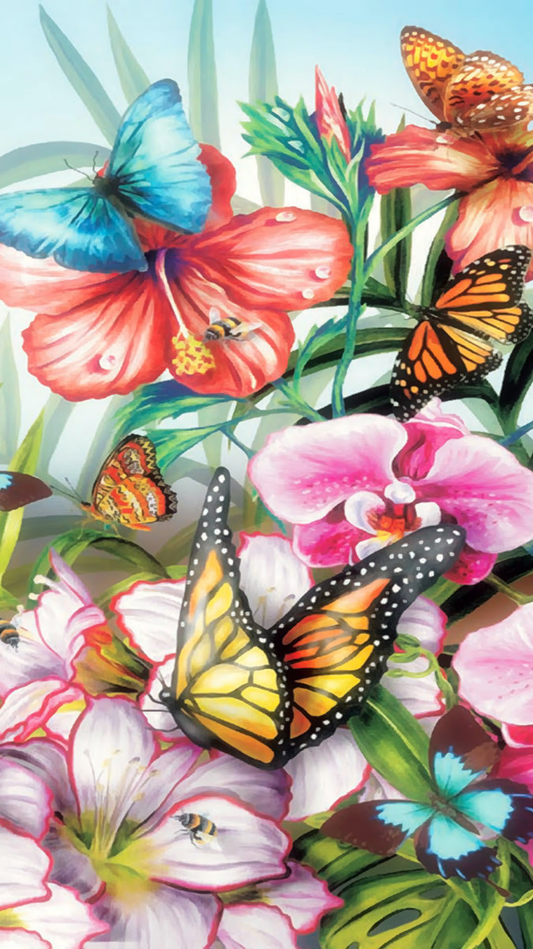 Butterfly Screensavers and Wallpapers (53+ images)