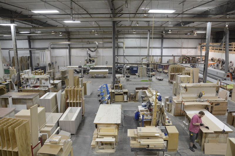 Family Woodworking Business Finds Steady Growth In Its Second
